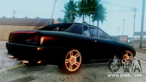 Elegy New Edition for GTA San Andreas left view
