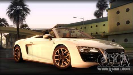 Keceret ENB For Low PC for GTA San Andreas third screenshot