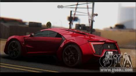 KISEKI V2 [0.076 Version] for GTA San Andreas forth screenshot