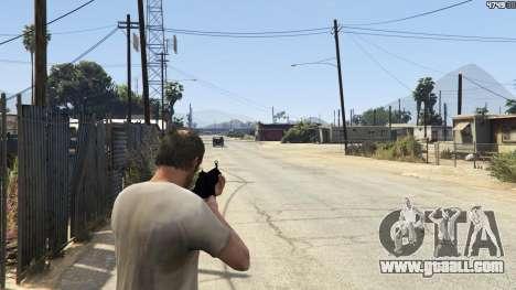GTA 5 Scar-H second screenshot