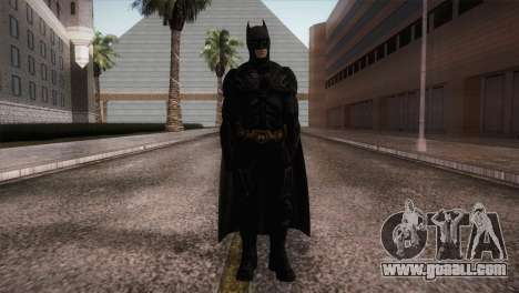 Batman Dark Knight for GTA San Andreas second screenshot