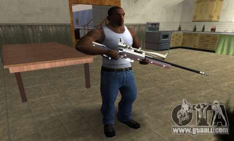 American Sniper for GTA San Andreas second screenshot