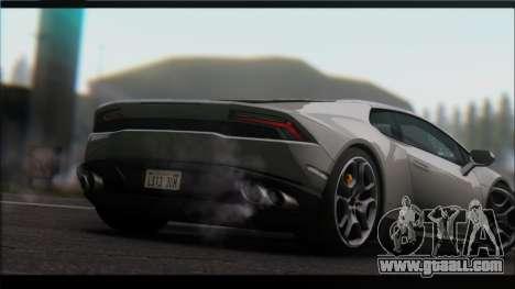 KISEKI V2 [0.076 Version] for GTA San Andreas second screenshot