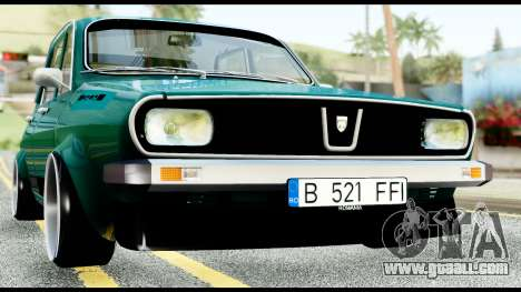 Dacia 1310 Carrera for GTA San Andreas left view