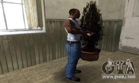 Red Flag Sniper Rifle for GTA San Andreas third screenshot