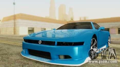 Infernus BMW Revolution for GTA San Andreas