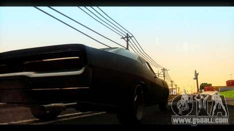 MAC_True ENB [0.248] for GTA San Andreas sixth screenshot