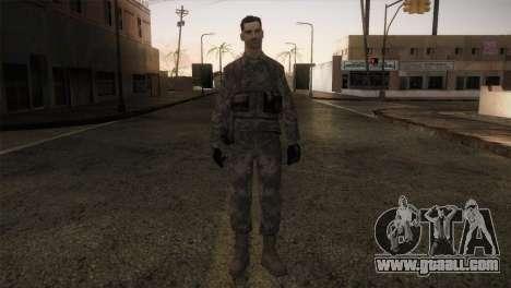 Army MARPAT for GTA San Andreas second screenshot