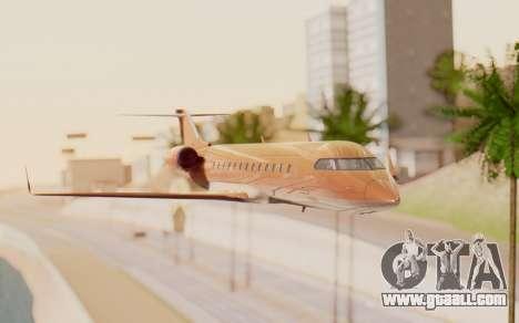 Buckingham Starjet v1.0 for GTA San Andreas