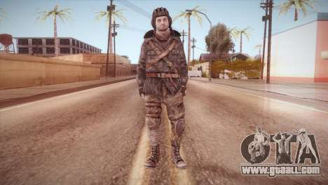 Paul v1 for GTA San Andreas second screenshot