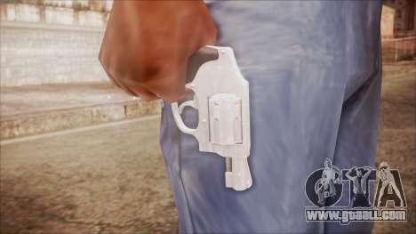 SW38 Snub from Battlefield Hardline for GTA San Andreas third screenshot