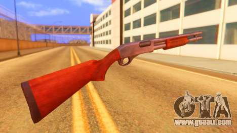Atmosphere Shotgun for GTA San Andreas second screenshot
