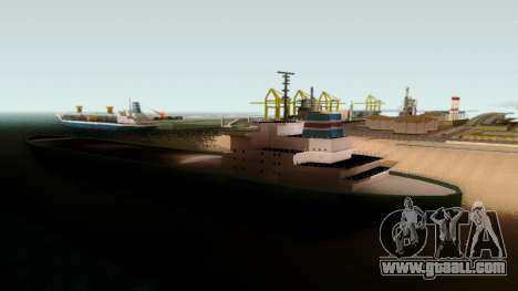 Dark ENB Series for GTA San Andreas ninth screenshot