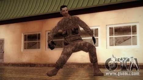 Army MARPAT for GTA San Andreas