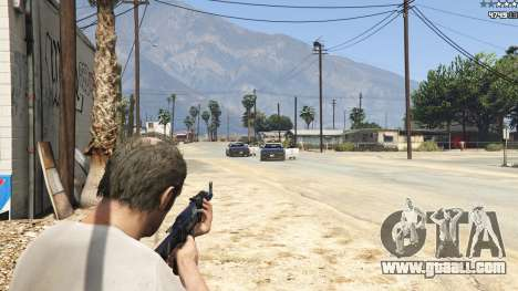 GTA 5 Real Life Mod 1.0.0.1 sixth screenshot