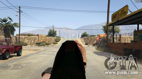 GTA 5 SPAS 12 2.0 sixth screenshot