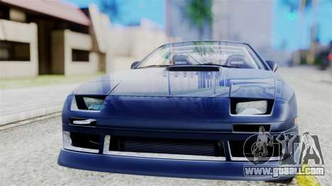 Mazda RX-7 (FC) for GTA San Andreas left view