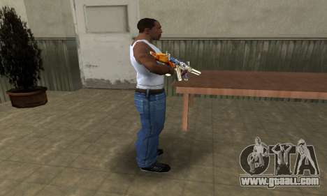 M4 Fish Power for GTA San Andreas third screenshot