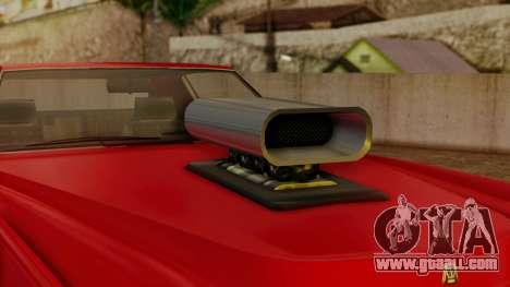 GTA 5 Albany Virgo for GTA San Andreas right view