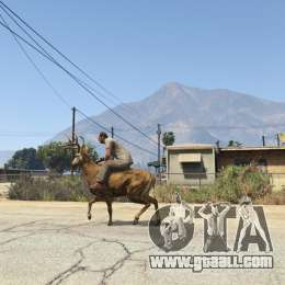 MOD]Ride A Deer [ NET] 0 2b