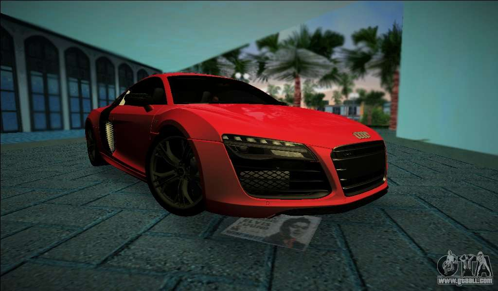Cars for GTA Vice City with automatic installation: download free