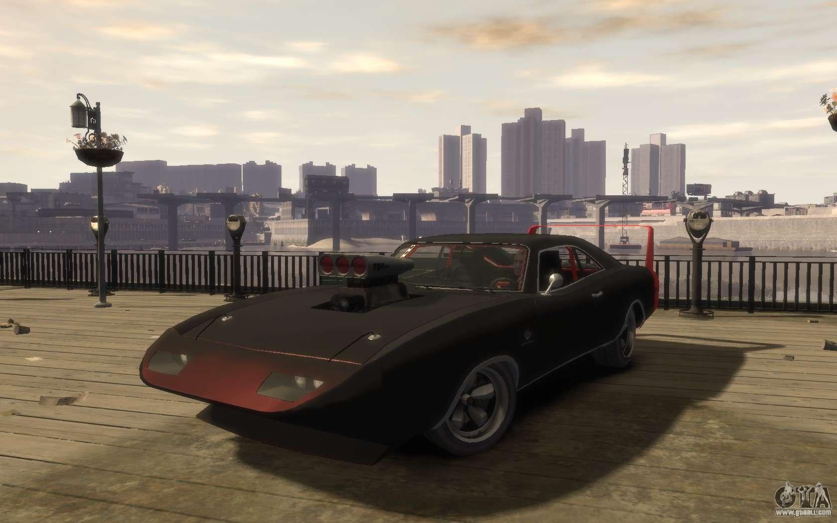 Dukes Impulse Daytona Tuning For Gta 4