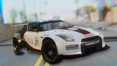 Nissan GT-R GT1 Sumo for GTA San Andreas