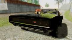 Dodge Charger RT 1970 Fast & Furious for GTA San Andreas