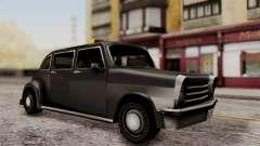 London Cab for GTA San Andreas