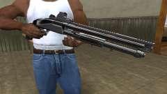 Shotgun HD for GTA San Andreas