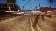 AK-47 v5 from Battlefield Hardline for GTA San Andreas