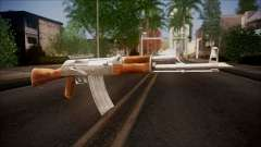 AK-47 v1 from Battlefield Hardline for GTA San Andreas