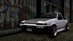 Toyota AE86HB for GTA San Andreas