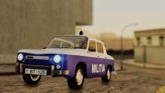 Dacia 1100 Militia for GTA San Andreas