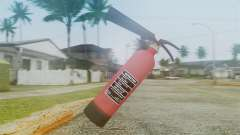 Fire Extinguisher from GTA 5 for GTA San Andreas