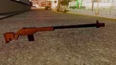 A Police Marksman Rifle for GTA San Andreas