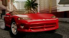 Dodge Viper RT 10 1992 for GTA San Andreas