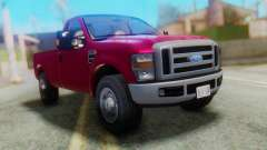 Ford F-350 Super Duty Regular Cab 2008 IVF АПП