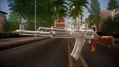 AK-47 v2 from Battlefield Hardline for GTA San Andreas
