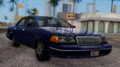 Ford Crown Victoria Civillian for GTA San Andreas