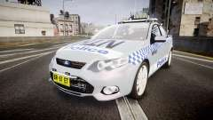 Ford Falcon FG XR6 Turbo Police [ELS]