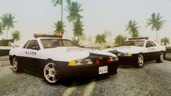 Elegy Saitama Prefectural Police for GTA San Andreas