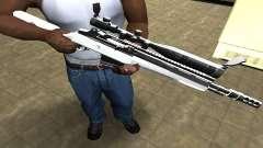 Bitten Sniper Rifle for GTA San Andreas