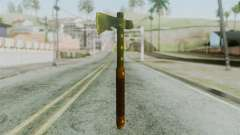 Tomahawk from Silent Hill Downpour for GTA San Andreas
