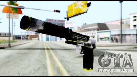 USP-S Torque for GTA San Andreas