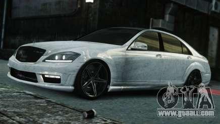 Mercedes-Benz S65 AMG Vossen for GTA 4