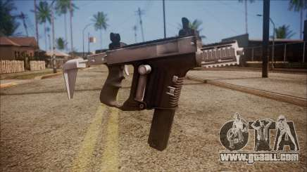 K10 from Battlefield Hardline for GTA San Andreas