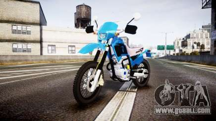 Honda XR 200 for GTA 4