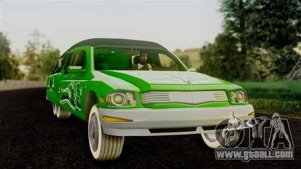 Hounfor from Saints Row 2 for GTA San Andreas