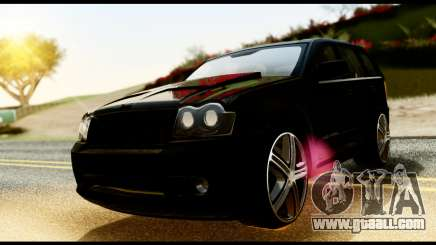 Jeep Grand Cherokee SRT8 Restyling M Final for GTA San Andreas